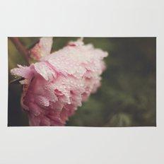 Pink Peony Rug