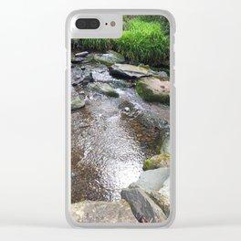 Where Fairies Live - The Stream Clear iPhone Case