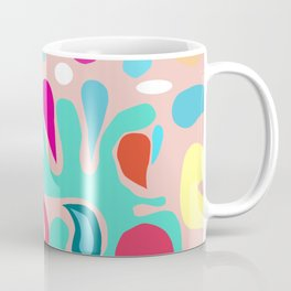 Summer Dream in Green Coffee Mug