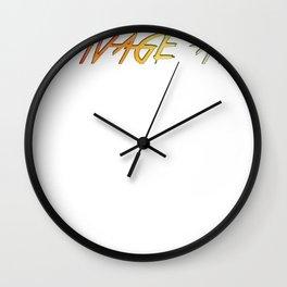 Savage AF, Savage As #$@, Swag Wall Clock