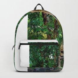 Roaring Tiger Backpack