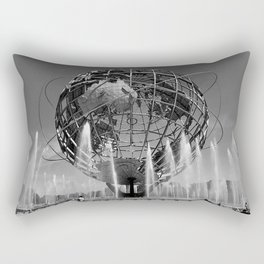 A Dramatic Summer Afternoon in Queens Rectangular Pillow