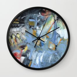 circo Wall Clock