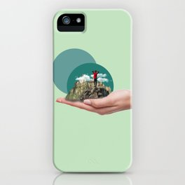To you iPhone Case