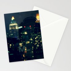 Reflections of a City Stationery Cards