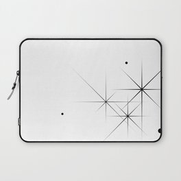 Silent Explosions Laptop Sleeve