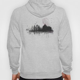 dried-out rivers Hoody