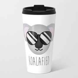 Koalafied Travel Mug