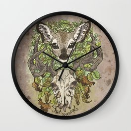 Love is a Song That Never Ends Wall Clock