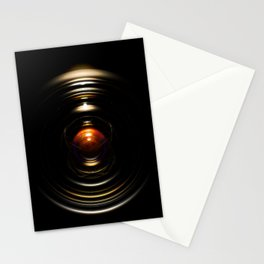 Radial Cage Stationery Cards