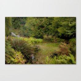 VanDusen Bliss Canvas Print