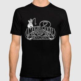 Mario Kart 8 Champion T-shirt