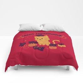 Chaos Coordinator Comforters