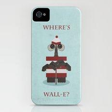 Where's Wall-e? iPhone (4, 4s) Slim Case