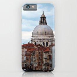 Santa Maria della Salute iPhone Case
