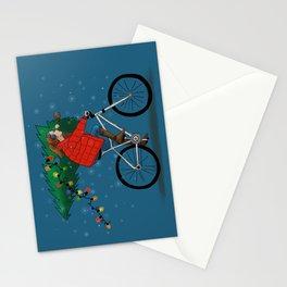 Bike Life: Christmas Stationery Cards