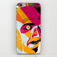 head_131112 iPhone & iPod Skin