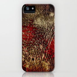 Gold Mine! iPhone Case