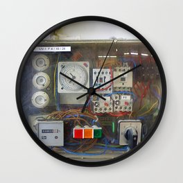 switch II Wall Clock