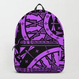 Ancestors (Black Lavender) Backpack