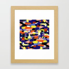 Luscious 413 Framed Art Print