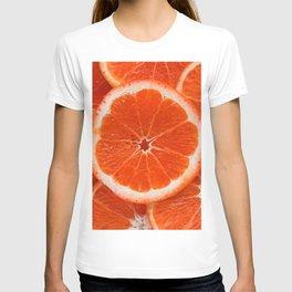 Orange T-shirt