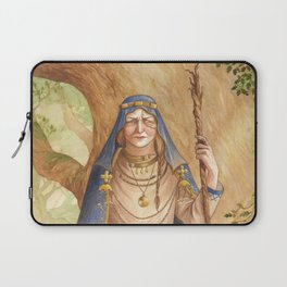 Ruta ~ A Compendium Of Witches Laptop Sleeve