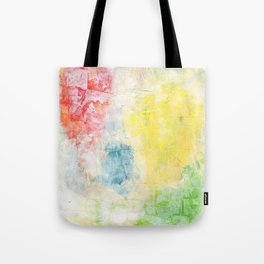 Obscured Hearts Tote Bag