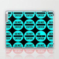 Do enter. Laptop & iPad Skin