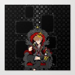 Kingdom Hearts 3 - Sora - Ultimania Canvas Print