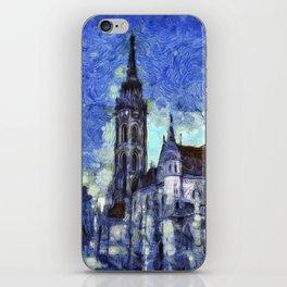 The Church Vincent Van Gogh iPhone Skin