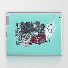 Dark Circusbot Laptop & iPad Skin