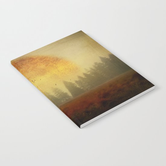 Fire of Life Notebook