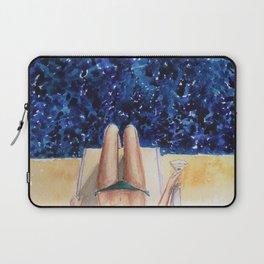 Beach Story Part1 Laptop Sleeve