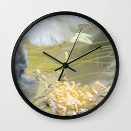 Cactus Flower - Fluff N Stuff Wall Clock