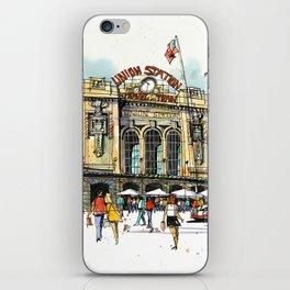 Denver's Union Station iPhone Skin