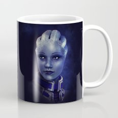 Mass Effect: Liara T'soni Mug