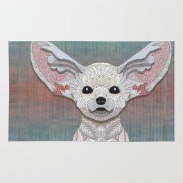 Fennec Fox Rug