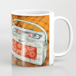 Cosy sounds on the radio Coffee Mug