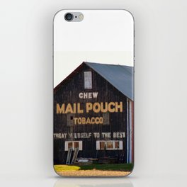 Mail Puch Barn iPhone Skin