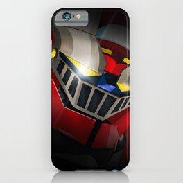 mazinger fan art iPhone Case