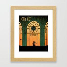 The Haunted (Bobby Alt) Framed Art Print