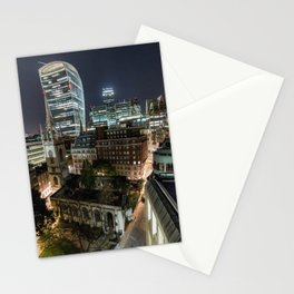 London, the Walkie Talkie Stationery Cards