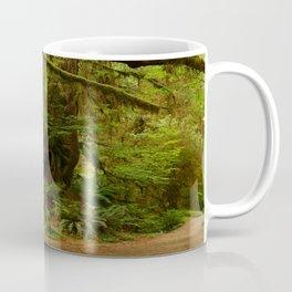 The Opulence Of The Rainforest Coffee Mug