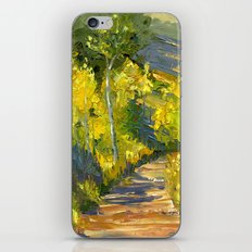 Golden Gates iPhone & iPod Skin