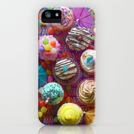 Cupcake du Jour iPhone Case
