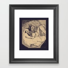 Good Sex Framed Art Print