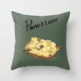 Panettone Throw Pillow