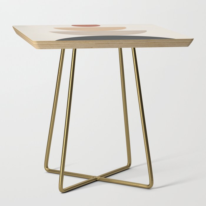 Geometric Modern Art 31 Side Table