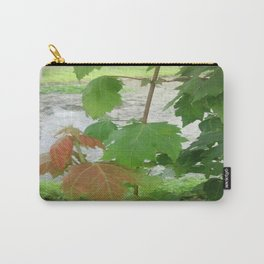 Sitting by the pond Carry-All Pouch